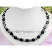 Semi-precious Stone Necklace Item No1502140510*10