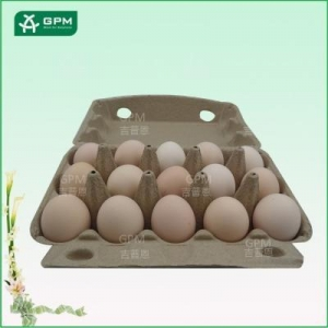 China 15 cell organic egg fresh egg packing box on sale
