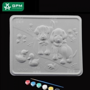 China Kids Painting Projects (Duck and Dog) on sale