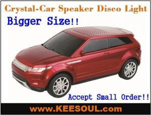 China Loudspeaker KS-389 Bigger size Car USB/TF Card Speaker with FM Radio Unit size31.1x13.7x11.5cm on sale
