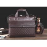 China CA-B0223Men's Real Leather Briefcase Laptop Bag Business Handbag on sale