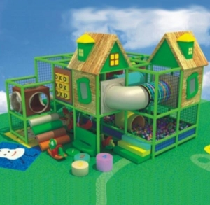 China Outdoor playground equipments XYH12003-4 on sale