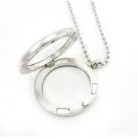 TOP sell fashion jewelry stainless steel locket pendant BEST PRICE