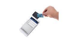 China Mobile Card Reader Mobile NFC Card Reader on sale