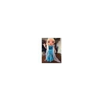 Lovely Frozen movie character elsa,anna ,olaf mascot costume for sale