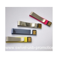 Tie clip usb drive-metal clip usb memory-mini clip usb stick-Clip metal USB stick-men dedicated clip