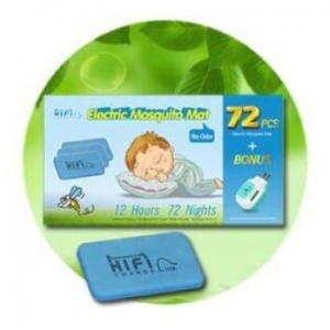 China Electronic Mosquito Repeller Baby Summer Anti Mosoquito 72pcs on sale
