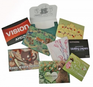 China Oil Blotting Paper/ Absorbent Oil Paper on sale