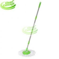 China China 360 degree 125cm spin mop handle on sale