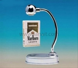 China Magnetic floating cigarette display SCI-011 on sale