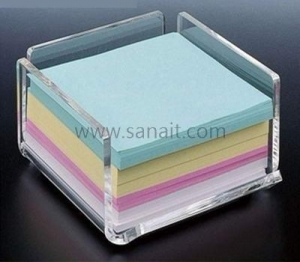 China Transparent Acrylic Memo Holder SST-008 on sale