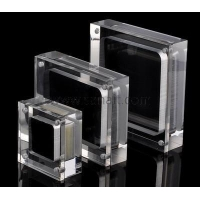 China small acrylic box with magnetic lid SDB-049 on sale
