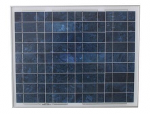 China Solar Panel Poly-crystalline Solar Panel 50W on sale