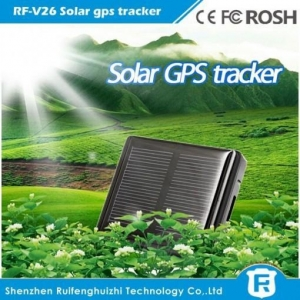 China mini waterproof solar sun powered gps tracker system price on sale