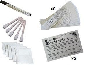 China ID Card Group Zebra P330i/P430i Cleaning Kit on sale