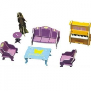 China Children Handicraft Toys Furniture Model No.:2606 on sale