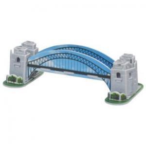 China Sydney Harbour Bridge 3D Puzzle Model No.:556-B on sale