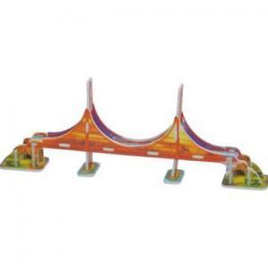 China Golden Gate Bridge 3D Puzzle Model No.:556-A on sale