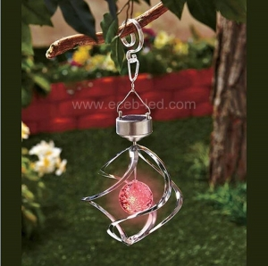 China solar wind-bell lights on sale