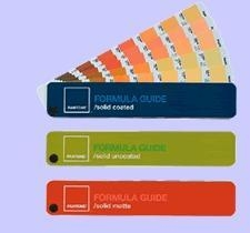 China PANTONE FORMULA GUIDE coated, uncoated, matte GP1202 on sale