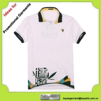Promotional polo shirt manufacturer