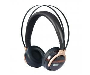 China Noise Canceling Headphones High quality wood headphone on sale