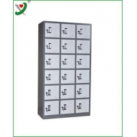 18 Door Metal Gym Locker