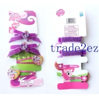201662214234Cartoon My Little Pony Hair Bands/Hairpin