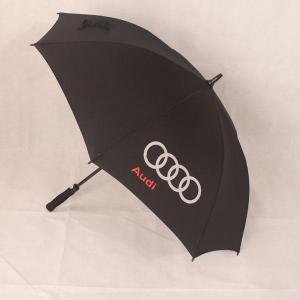 China Advertising Audi windproof golf umbrella on sale