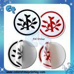 High quality PVC sticker