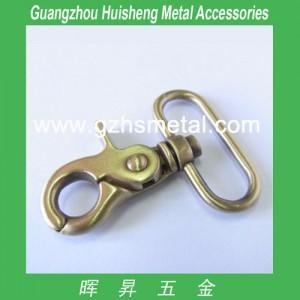 China H1113 Swivel Lobster Snap Hook Trigger Style 1-1/2 on sale