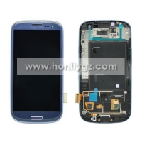 LCD for Samsung Galaxy S3 I9300 Blue