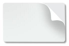 China Adhesive blank card business membership id card provider on sale