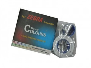 China Zebra 800015-440CN chinese version color ribbon for zebra zxp 3 series id printer machine on sale