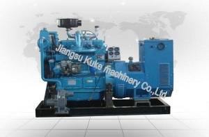 China 300KW Weichai Marine Diesel Generator Set of sale on sale
