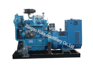 China 300KW Weichai Marine Diesel Generator Set on sale