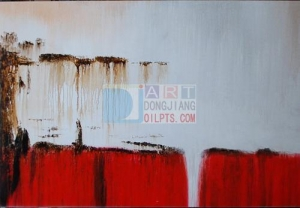 China Abstract canvas art on sale