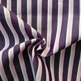 China Cotton Yarn Dyed Stripe Fabric (QF13-0207) Yarn Dyed Shirting Fabrics on sale