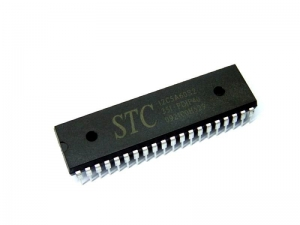 China STC12C5A60S2 PDIP40 STC Microcontroller Chips on sale