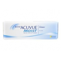 Contact Lenses 1 Day Acuvue Moist