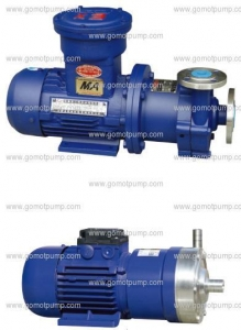 China Stainless Steel Magnetic Drive Pump Product Class :Magnetic Driven Pumps on sale