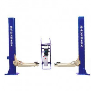 China CAR LIFT TWO POST AUTOMATIC PORTABLE CAR LIFT on sale