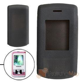 China Black Silicone Case for Samsung SGH-M620 / SGH-M628 Silicone Skins on sale