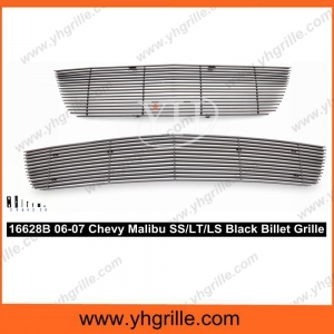 China 06-07 Chevy Malibu SS/LT/LS Black Billet Grille on sale