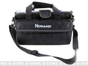 China Okuma Nomad Medium Technical Tackle Bag - Black on sale