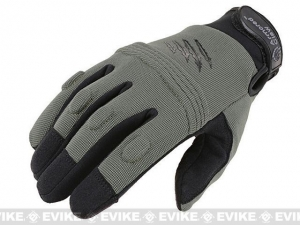 China Armored Claw CovertPro Tactical Glove - Sage (Size: Large) on sale