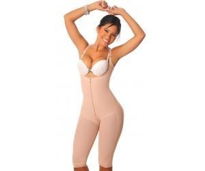 China Factory from China knee length surgical shapewear thigh slimmer body shaper for post surgery on sale