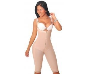 China Fajas salome women's body shaper body slimmer shaper with butt lift full body tummy slimmer on sale