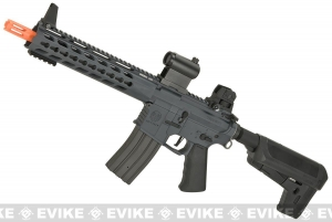 China Krytac Full Metal Trident MK2 CRB Airsoft AEG Rifle - Wolf Grey on sale