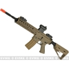 China Battle Machine M4 Mod-L V2.0 Airsoft AEG Rifle by Valken - Desert for sale